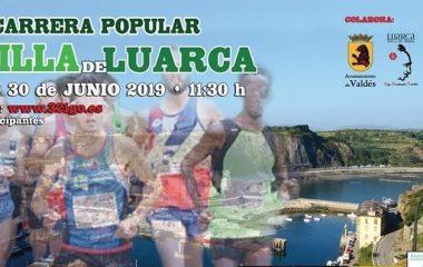 Últimos Días de Inscripción para la 4ª Carrera Popular 5 Kms Villa de Luarca