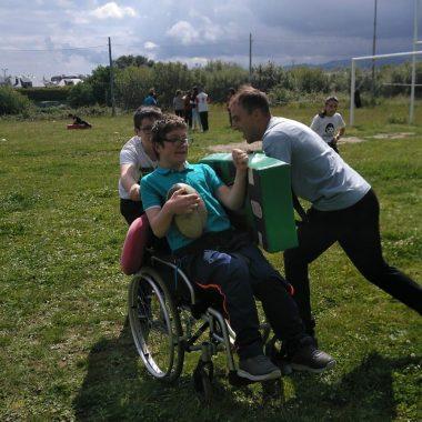 Jornada de Rugby Inclusivo del Beone Ribadeo