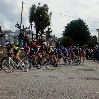 125 corredores inscritos para la II Carrera Ciclista Máster Concejo de El Franco, entre ellos el Triatleta Iván Raña