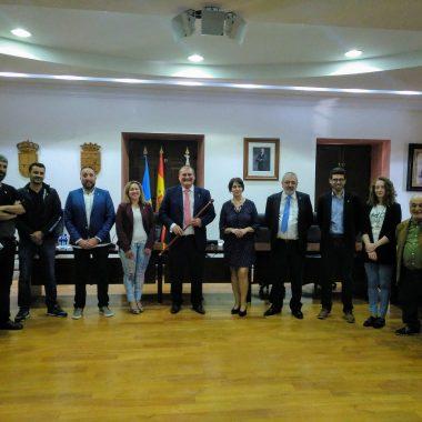 César Álvarez, proclamado alcalde por unanimidad