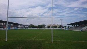 Todo preparado para el Campeonato de España de Rugby que se celebra el sábado en Ribadeo