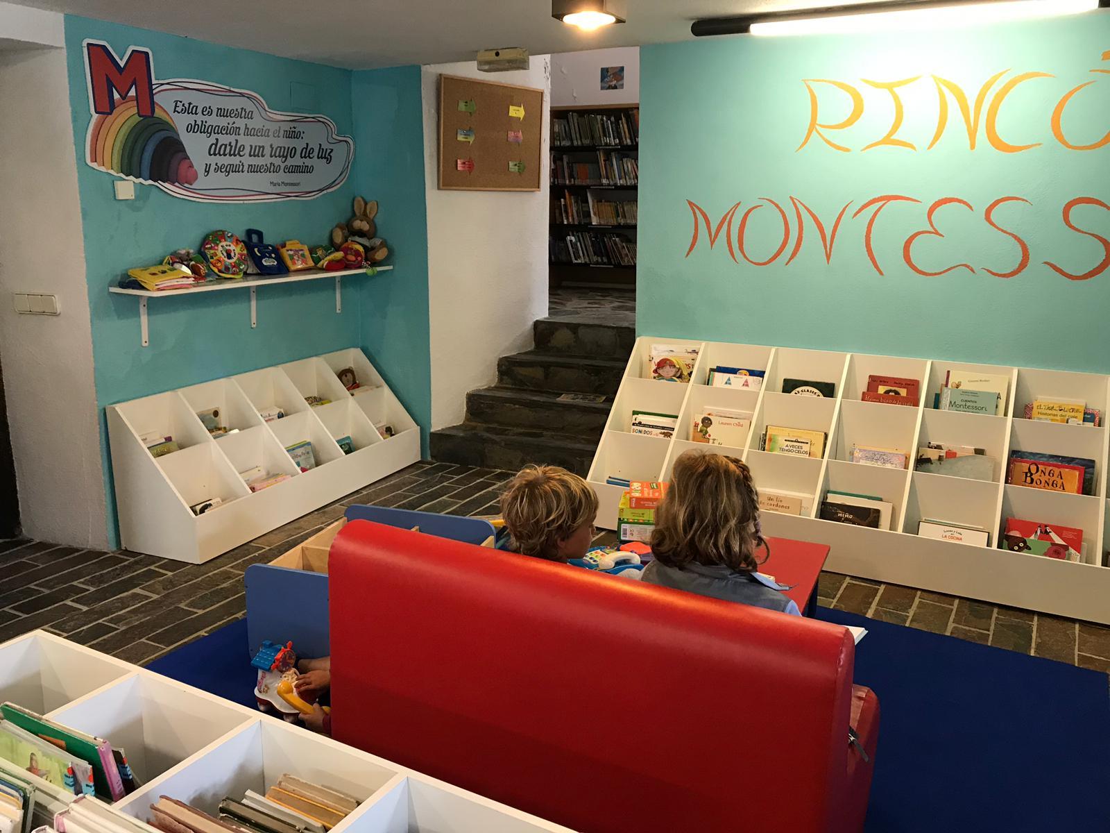Nuevas salas para lectura, consulta y préstamo en la Biblioteca Municipal de Luarca
