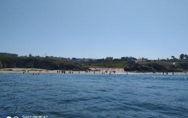 La playa del Anguileiro recupera su bandera azul