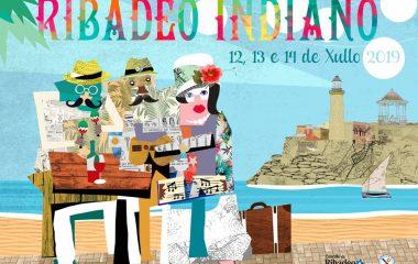 Música, Teatro, Pintura, Desfile de Coches... VI Ribadeo Indiano
