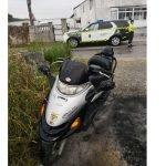 Interceptado en Ribadeo, el conductor de un ciclomotor que cuadruplicaba la tasa de alcoholemia