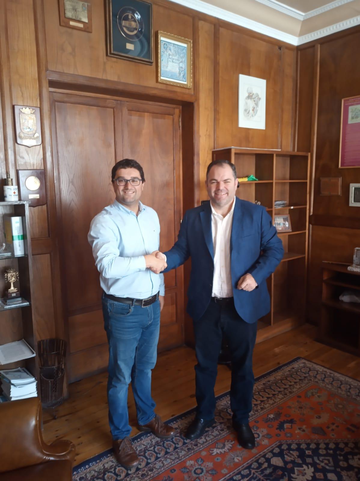 Dinamizar el Centro de Empresas de Valdés, una de las prioridades del equipo de gobierno municipal
