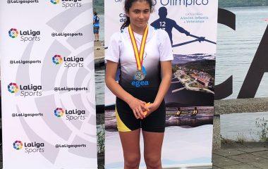 """Linera: """"La medalla de Laura era esperada pero la final fue de un gran nivel"""""""
