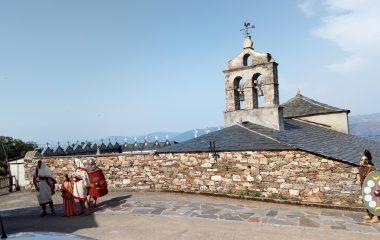 Penafonte (Grandas de Salime) acoge este Sábado una Recreación Romana sobre las Minas de Oro