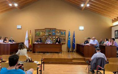 El Pleno de Navia suscribe por unanimidad una moción pidiendo los recursos necesarios para el Hospital Comarcal de Jarrio