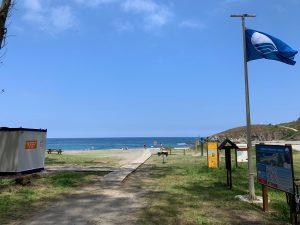 Ignacio García Palacios: un plan interesante sería acudir a Frexulfe (playa con Bandera Azul) y después ir a una de las terrazas del municipio