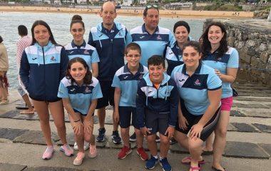 Fin de Semana de gran Actividad para los Nadadores del CN Villa de Navia