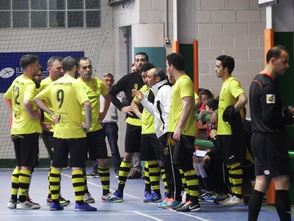 Convocatoria Curso Federativo de Entrenador de Fútbol Sala Nacional C (Monitor) Semipresencial