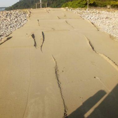 Adecuación de accesos a la playa de San Pedro de la Ribera (Cudillero)