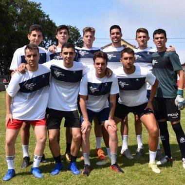 El equipo Rincón del Gordo, Campeón del I Torneo de Fútbol-7 Villa de Boal
