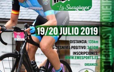 Últimos Días de Inscripción para la Sacagüeyos que se celebrará el sábado 20 de julio con la participación de Marino Lejarreta