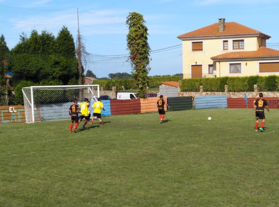 Comienza este fin de semana el XXIV Torneo de Fútbol-7 de Valdredo (Cudillero)