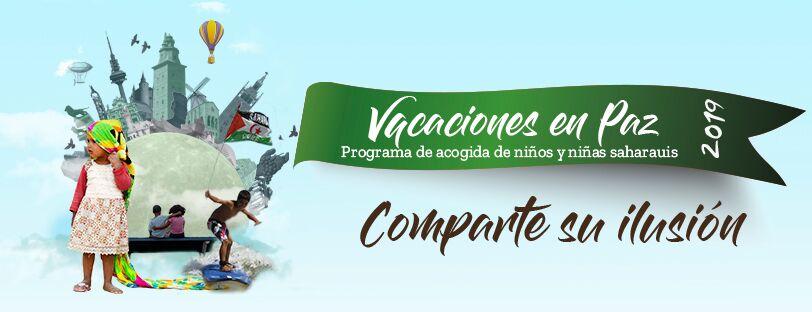 """El programa """"Vacaciones en Paz"""" de acogida a niñ@s saharauis cumple 25 años en la comarca"""