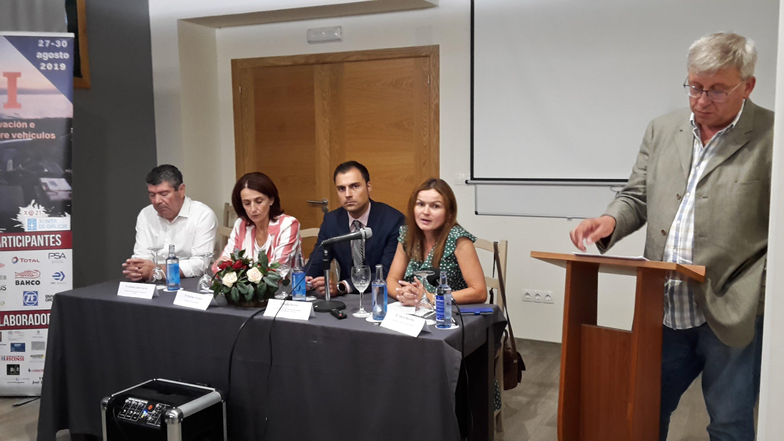 VIII Fórum de Innovación y Formación sobre Vehículos (Ribadeo, del 27 al 30 de agosto)