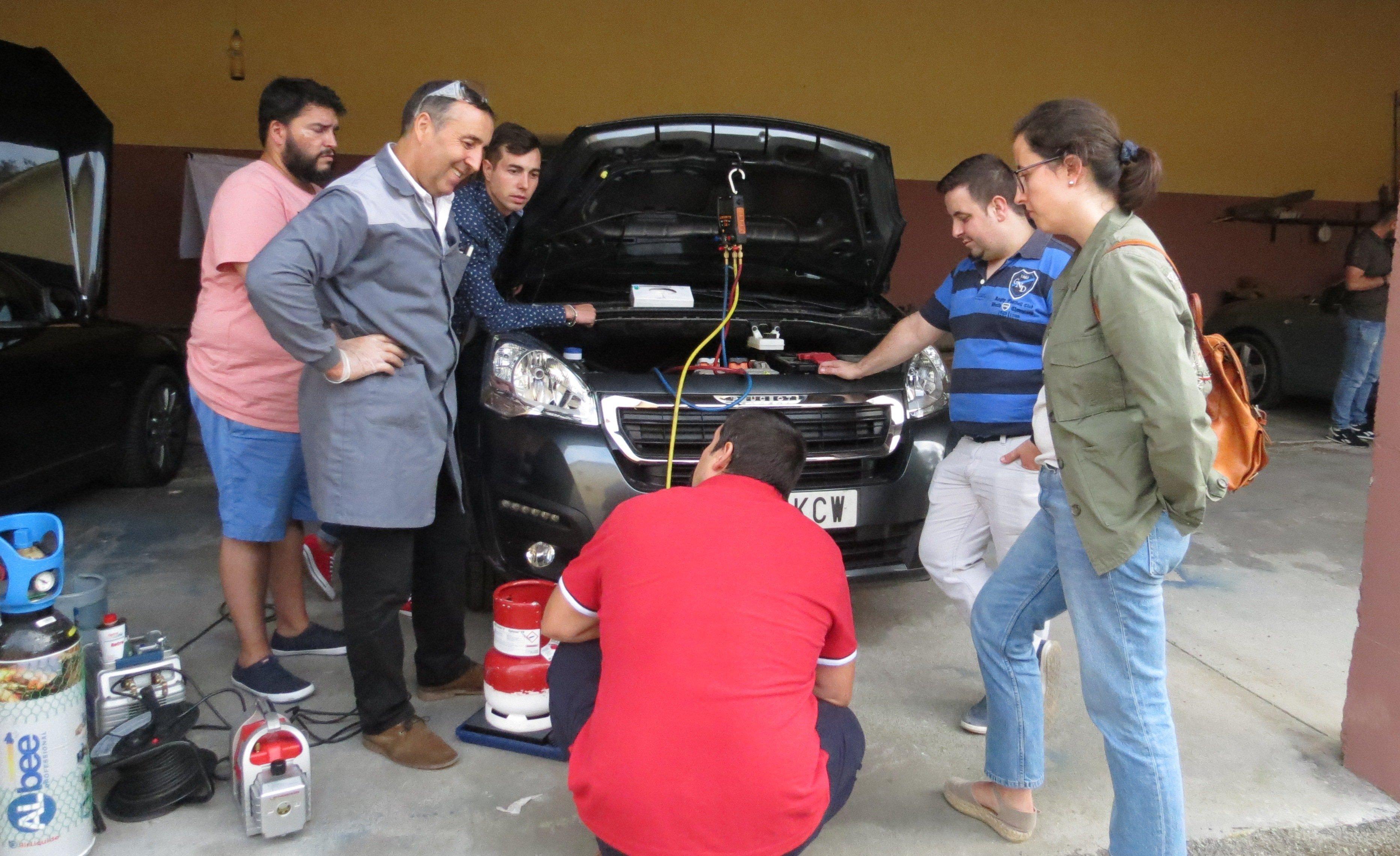 APAGA oferta un curso on line sobre Vehículos Eléctricos