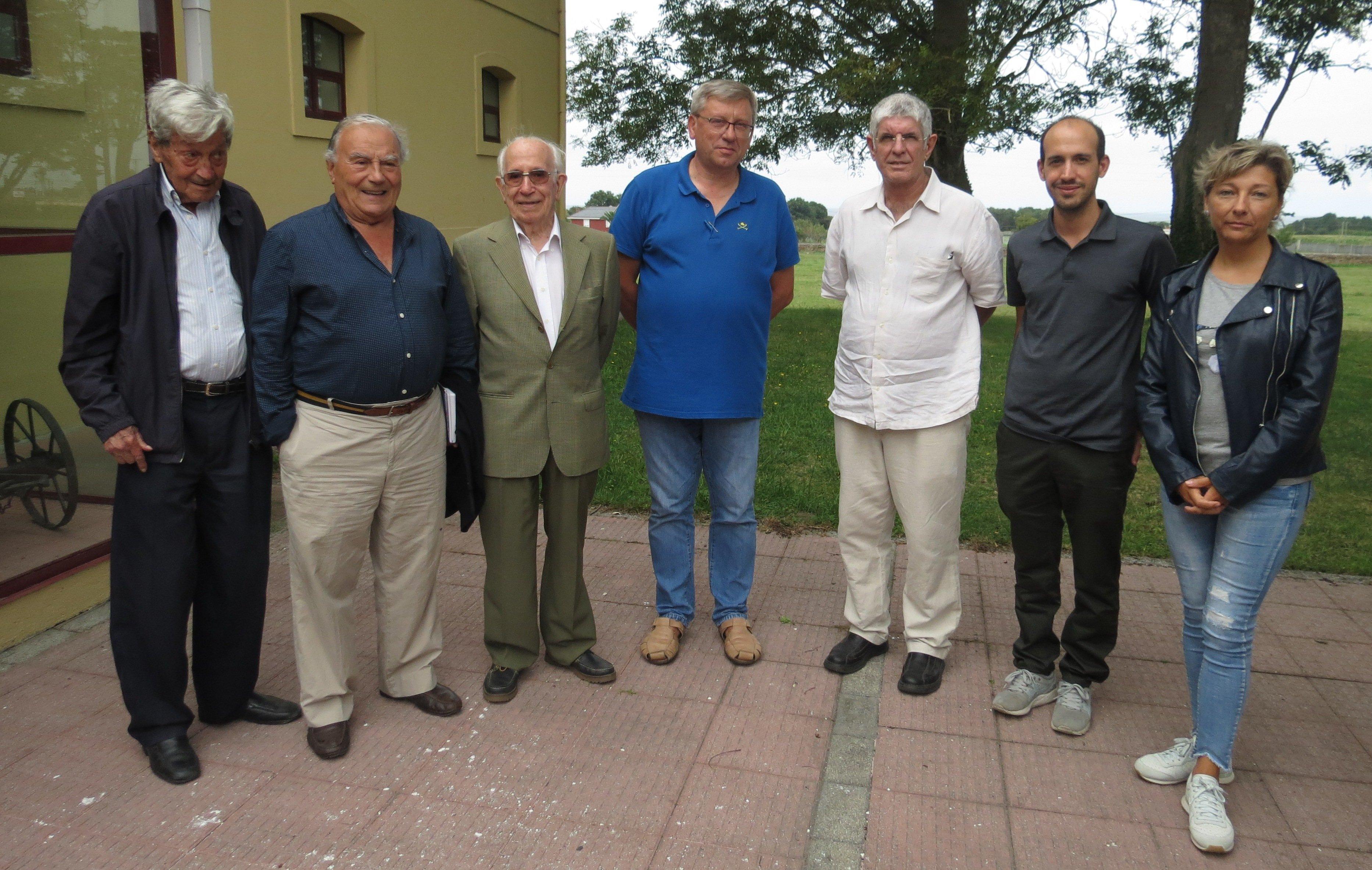 Con el homenaje a Eduardo Barreiros terminó el VIII Forum de APAGA en Ribadeo