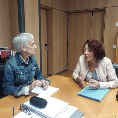 Educación asesorará en la organización de la Escuela de 0 a 3 años de La Caridad (El Franco)