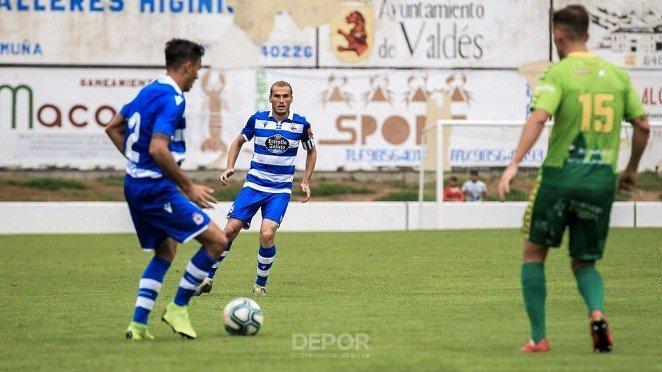 El Deportivo de La Coruña se adjudicó el XX Trofeo Ramón Losada disputado en Luarca