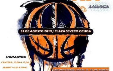 El sábado 31 de agosto se celebra el XIX Torneo 3x3 de Baloncesto en Luarca