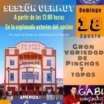 Jornada de puertas abiertas en el Casino de Puerto de Vega