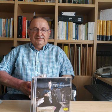 """Manuel Álvarez: las fiestas """"son un buen momento para disfrutar de la vida"""""""