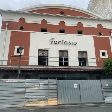 El PP de Navia reclamará el acceso al Cine Fantasio para comprobar cómo van las obras de rehabilitación del inmueble