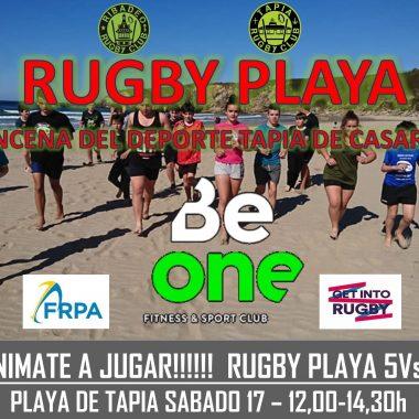El Boene Ribadeo creará un Club de Rugby en Tapia para aumentar la actividad en el Principado