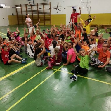 Finalizó el IV Campus de Atletismo del CAO Navia