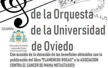 Concierto Benéfico de la Orquesta de la Universidad de Oviedo en Tapia