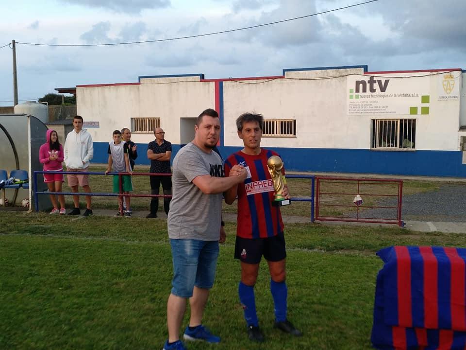 El Andés vence al Ribadeo en su penúltimo partido de Pretemporada