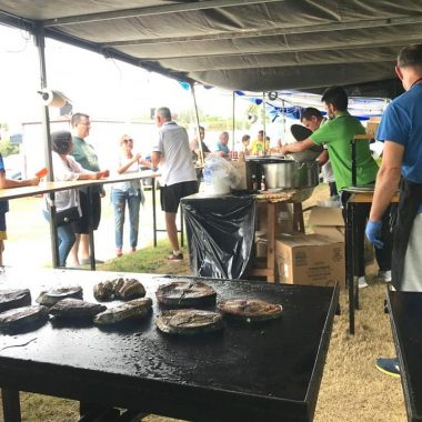 El Puerto Vega CF celebra hoy y el sábado las Jornadas del Bonito y el Mejillón