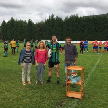 El Barcia CF vencedor del II Memorial Manolín de Don Manuel