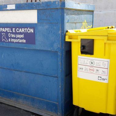 Ribadeo saca a licitación el contrato para gestionar el punto limpio y la recogida de envases y cartones