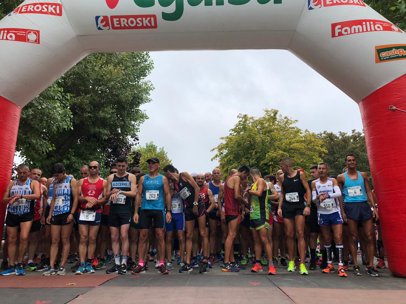 Cerca de 800 inscritos para la Media Maratón Ribadeo-As Catedrais del próximo sábado
