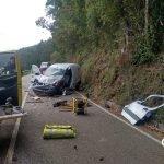 Herido un hombre de 27 años en un accidente de tráfico en El Franco