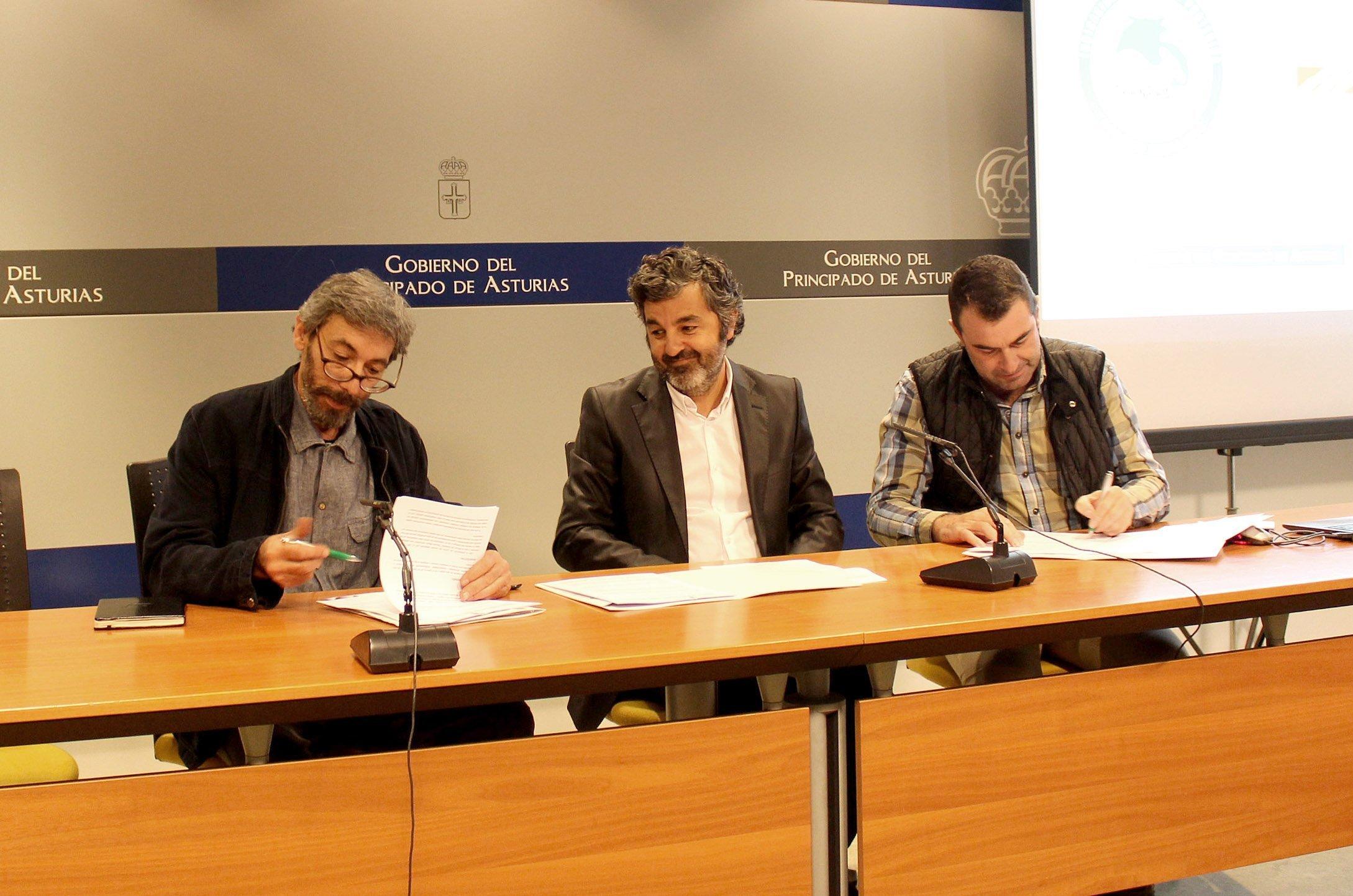 Convenio entre la IGP Ternera Asturiana y el COPAE