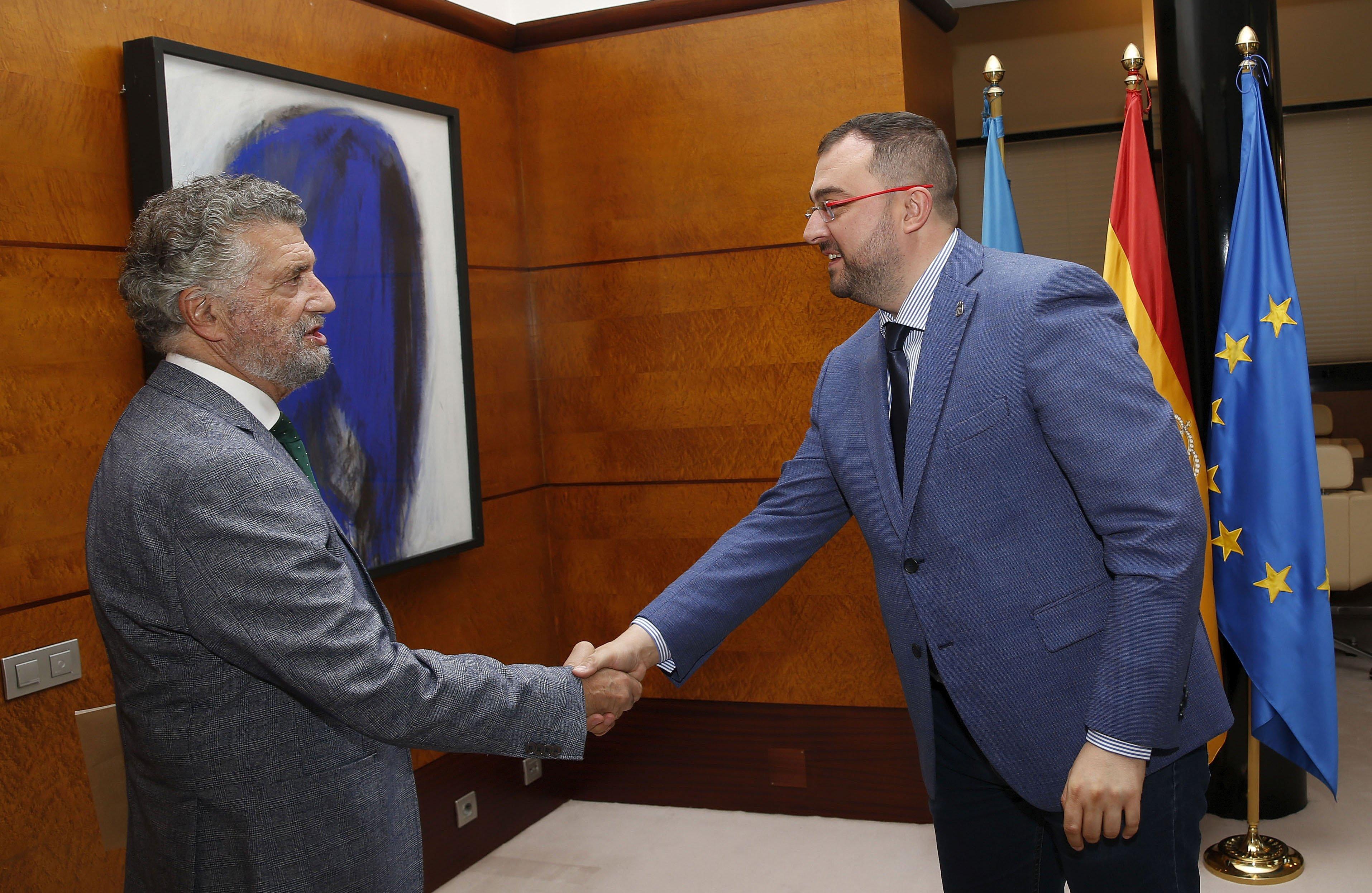 García Palacios renuncia a la reelección como presidente de la FACC