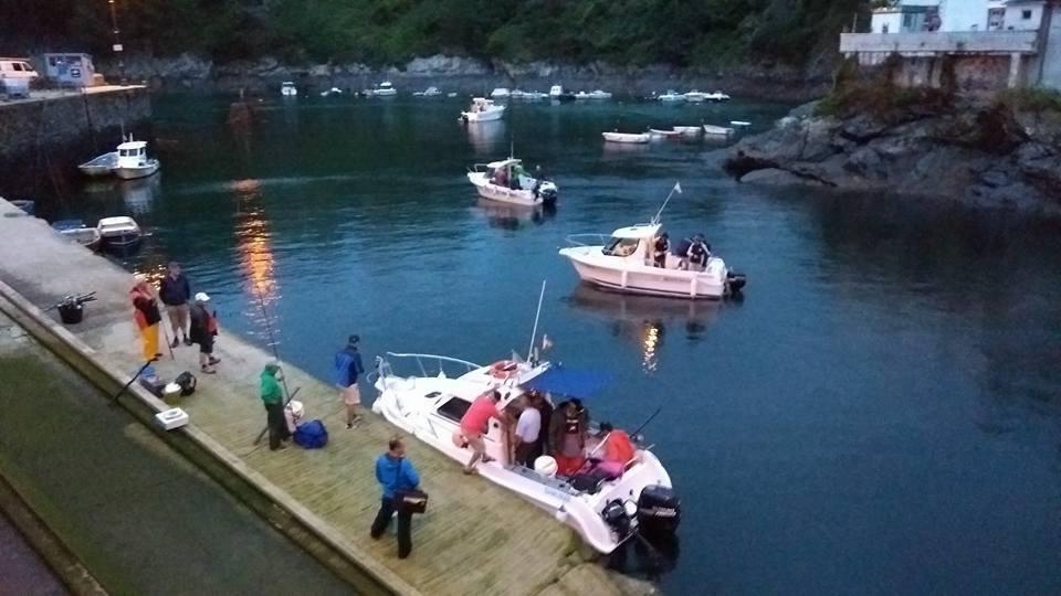 III Open de Pesca desde Embarcación Fondeada este Sábado en Viavélez con 28 Participantes