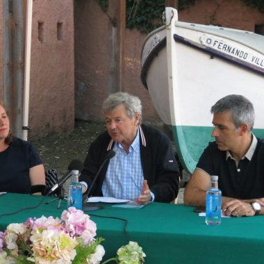 Ribadeo conmemora el centenario del naufragio del bote salvavidas Fernando Villamil