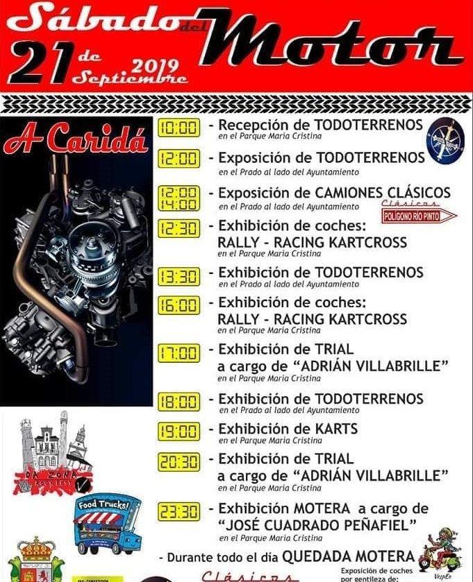 El Franco celebra mañana el Sábado del Motor