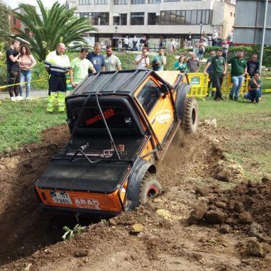 El Franco celebró con numerosas actividades el Sábado del Motor