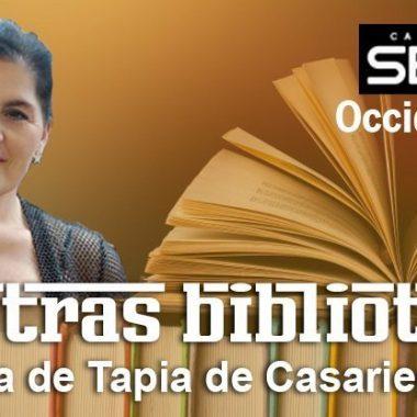 """""""Un gran descubrimiento para l@s lector@s de la Biblioteca de Tapia""""..."""