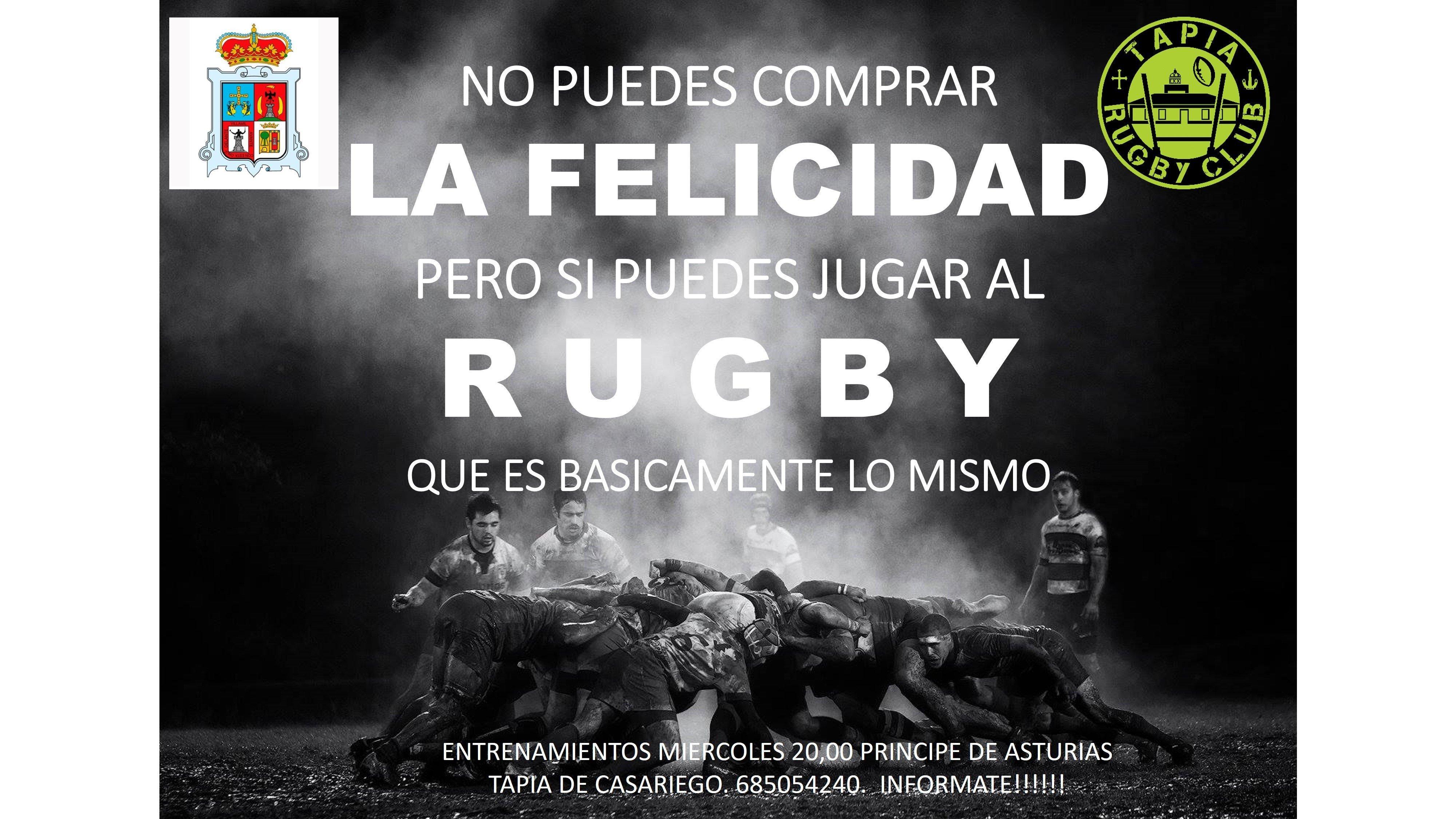 El Tapia Rugby comienza los entrenamientos