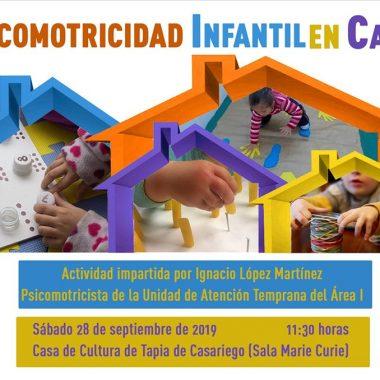 Psicomotricidad Infantil en Casa en Tapia de Casariego