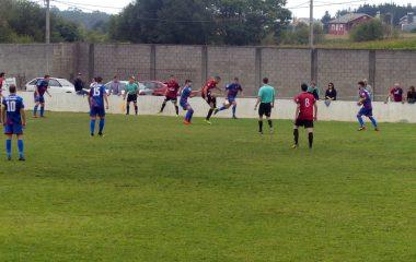 Reparto de puntos en San Pedro entre Andés y Luarca (1-1).