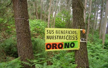 El sindicato agrario COAG manifiesta su «más firme rechazo al proyecto de explotación minera de Salave» (Tapia de Casariego)
